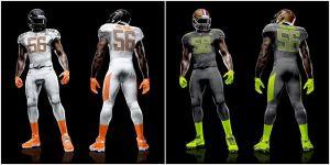 new Pro Bowl 2014 uniforms