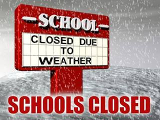 school closure graphic fr FB