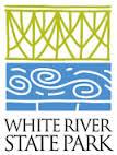 white river state park logo