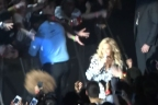 You Won't Believe What a Fan Threw at Beyoncé During a Performance [Video]