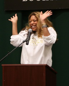 "Wendy Williams Signs Copies Of Her New Book ""Hold Me In Contempt: A Romance"""