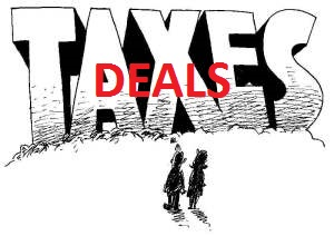 taxes DEALS
