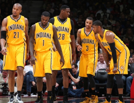 Washington Wizards v Indiana Pacers - Game Three