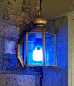 Blue Light for IMPD & Fallen Ofcr Renn 2014 (twitter)