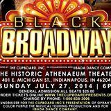 Broadway in black