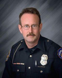 IMPD Officer Perry Renn