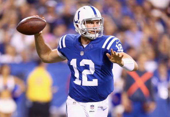 New Orleans Saints v Indianapolis Colts
