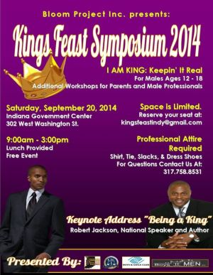 King's Feast Flyer 092014event