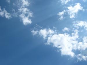 Sunny Sky-flickr