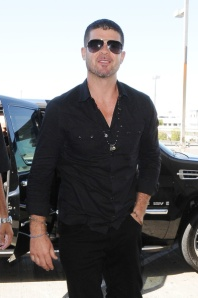 Celebrity Sightings In Los Angeles - August 14, 2014