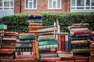 Notting Hill, Portobello Road Market, Books,