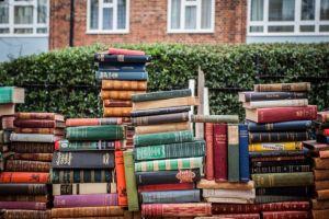 Notting Hill, Portobello Road Market, Books,