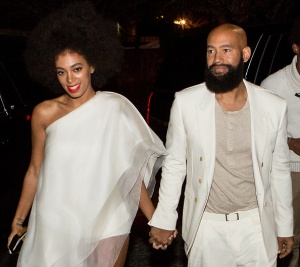 Solange Knowles Marries Alan Ferguson - Rehearsal Dinner