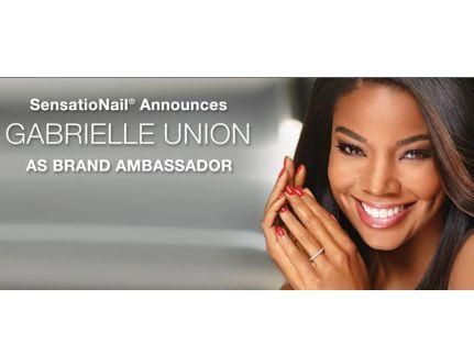 GabrielleUnion_sensationail