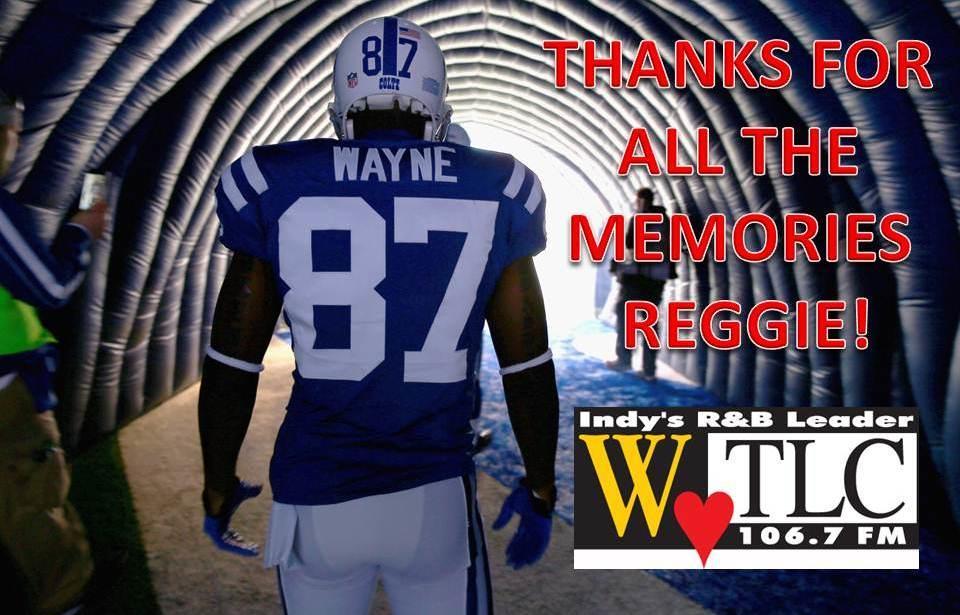 lowest price fe7db f866b Reggie Wayne Headed To The New England Patriots   106.7 WTLC