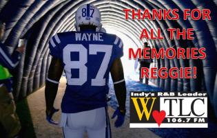 Thank You Reggie TLC