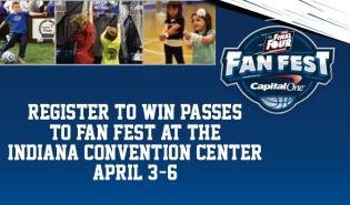 NCAA Fan Fest Giveaway