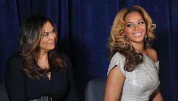 Beyonce Cosmetology Center Unveiling At Phoenix House