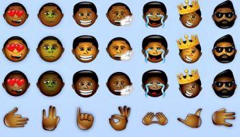 Black Emojis