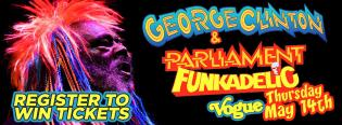 Register to win George Clinton Tickets –Enter to win – WTLC –FM RD -IN