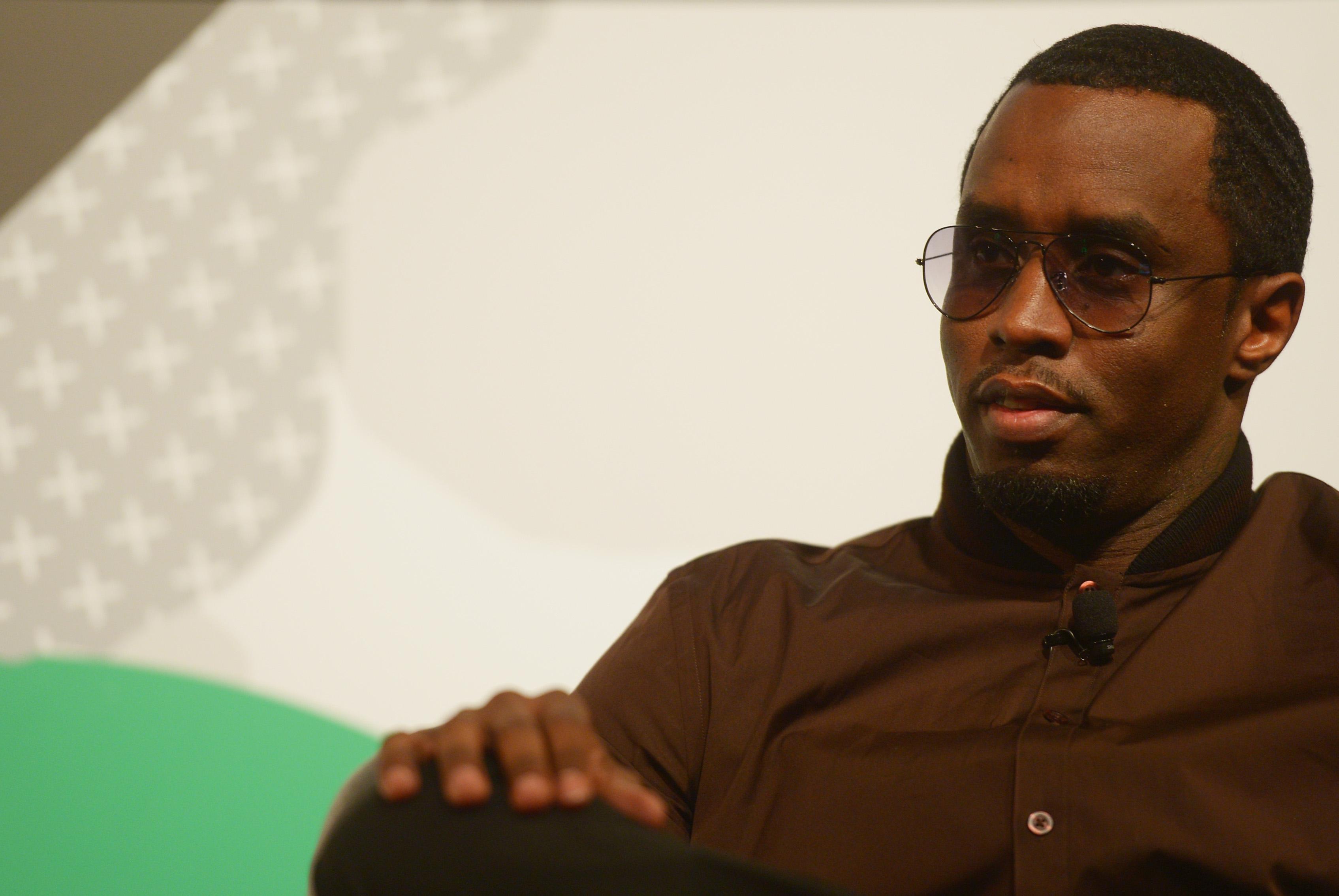 SXSW Interview: Sean 'Diddy' Combs - 2014 SXSW Music, Film + Interactive