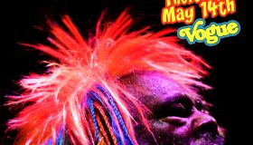 George Clinton & Parliament Funkadelic at The Vogue