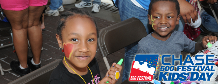 Chase 500 Festival Kids' Day