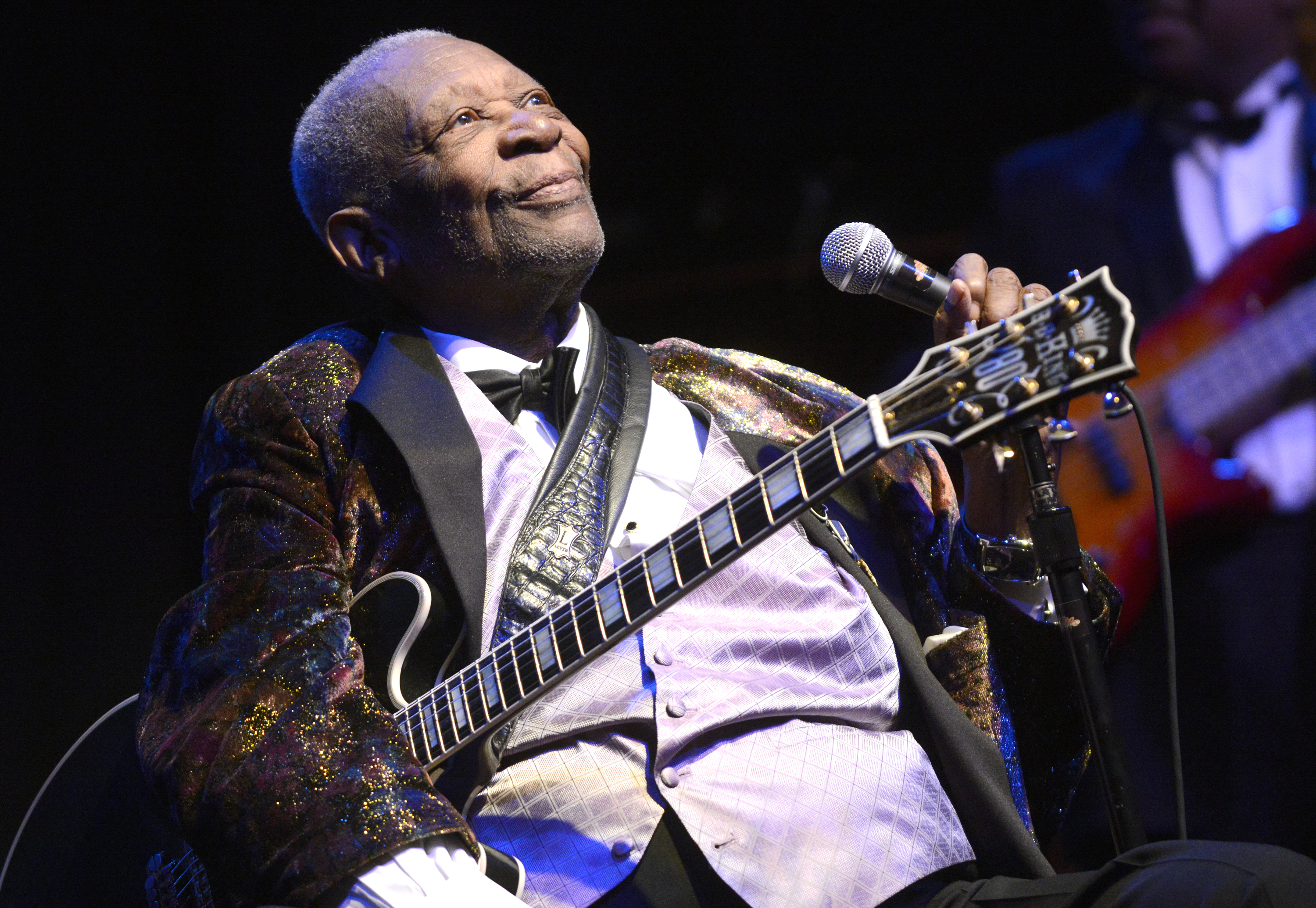 B.B. King In Concert - Napa, CA