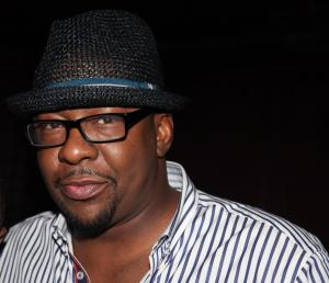 Bobby Brown And New Edition Dine At The Darby