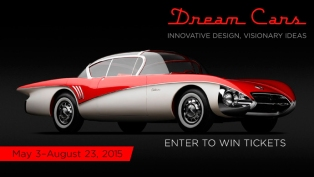 Dreamcars tickets contest may 2015