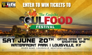 The SoulFood Festival Tickets june 2015