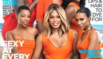 Essence Magazine July 2015 - OITNB Stars