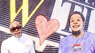 Kem and Cam Sketch