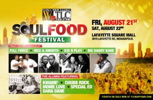 Soul Food Festival Indianapolis DAY 1