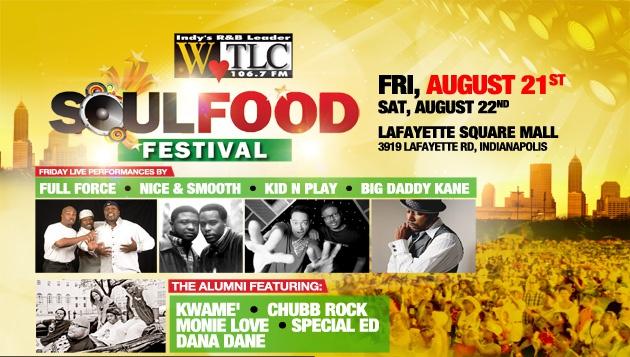 Indy Soul Food Fest DL
