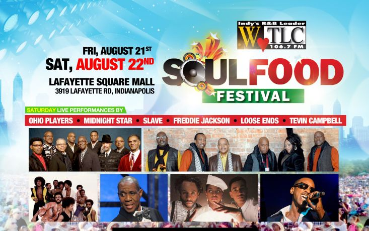 Soul Food Festival Indianapolis Day 2 On Sale 106 7 Wtlc