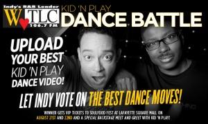 Kid 'N Play Dance Battle