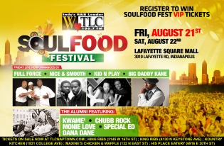 SoulFood Fest VIPTicktes