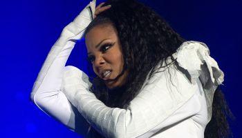 Janet Jackson Perfoms in Concert in Barcelona