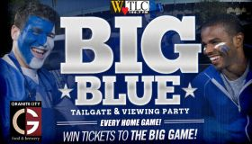 Big Blue Viewing Party TLC