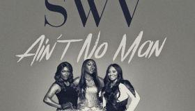 SWV - Ain't No Man single cover
