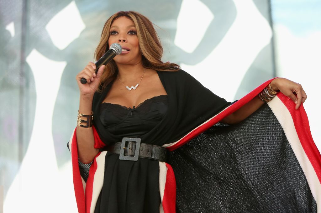 Wendy Williams Shares Her Weight Loss Secrets [WATCH