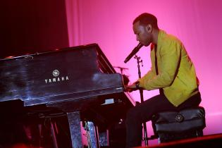John Legend Performs At The Alfa Romeo City Sounds