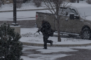 Shooting Near Planned Parenthood Office In Colorado Springs