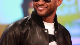 Usher Visits BET's '106 And Park'