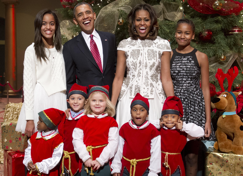 President Obama\'s Christmas Playlist – Boyz II Men – Stevie Wonder ...