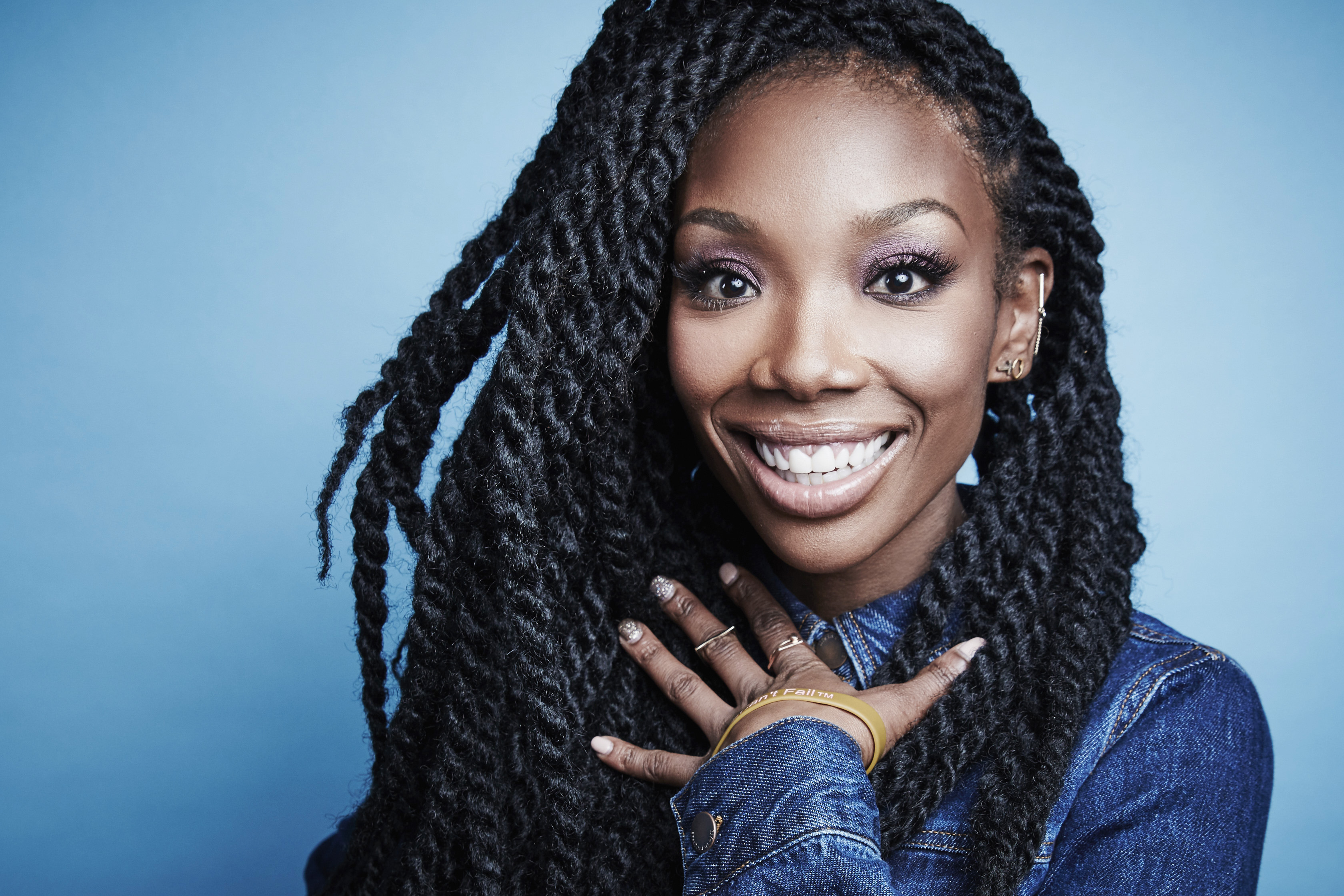Brandy Norwood Nude Photos 98