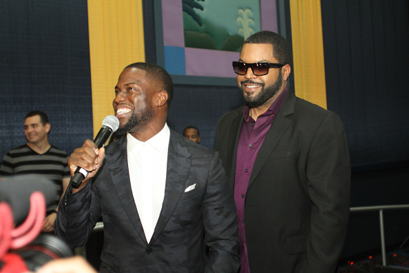 "World Premiere Of ""Ride Along 2"""
