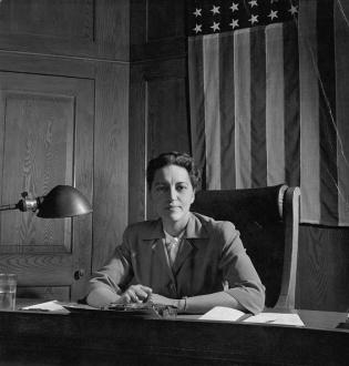 Judge Jane M. Bolin