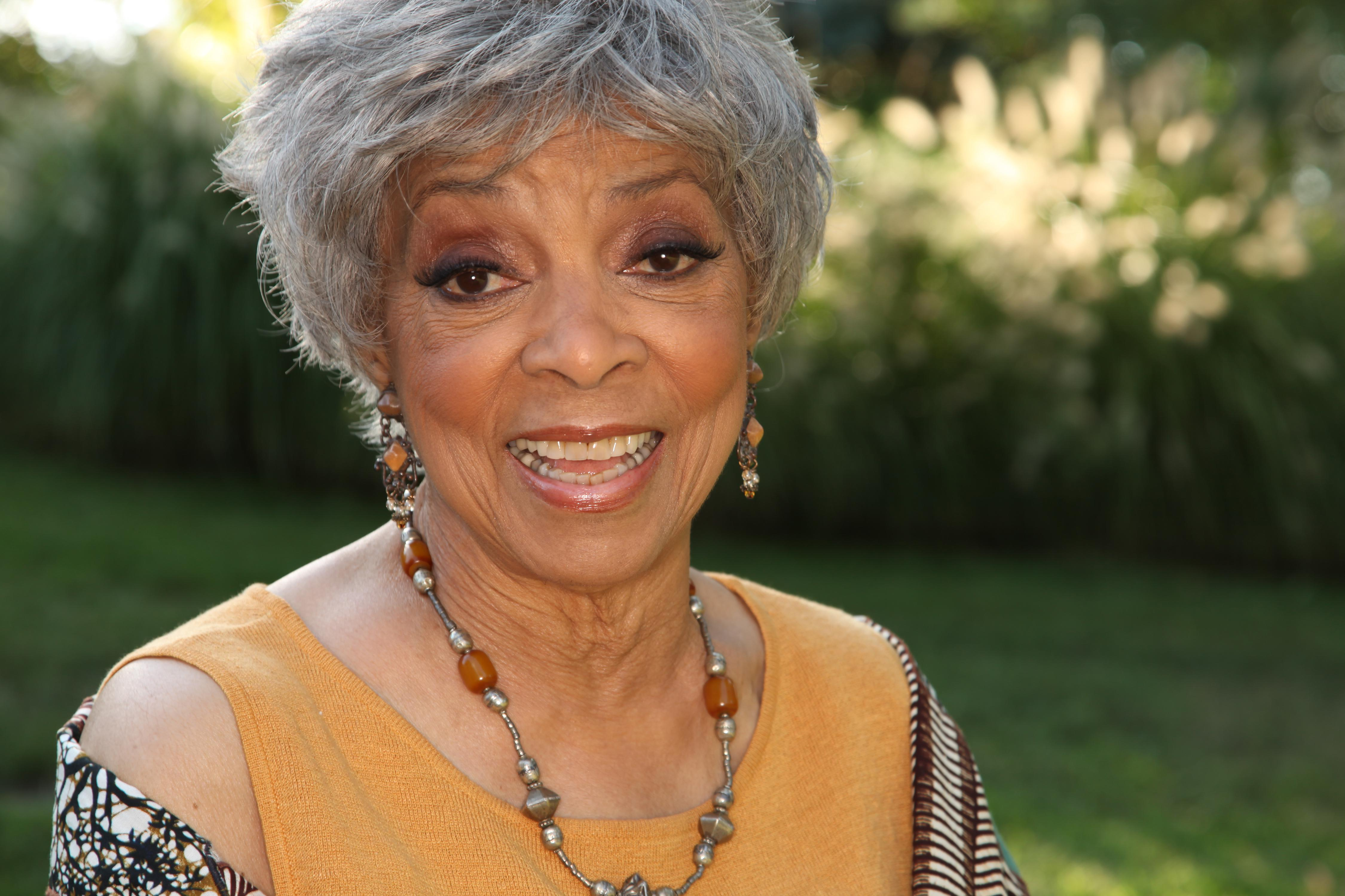 Portrait Of Ruby Dee